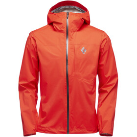 Black Diamond Fineline Jacket Men red